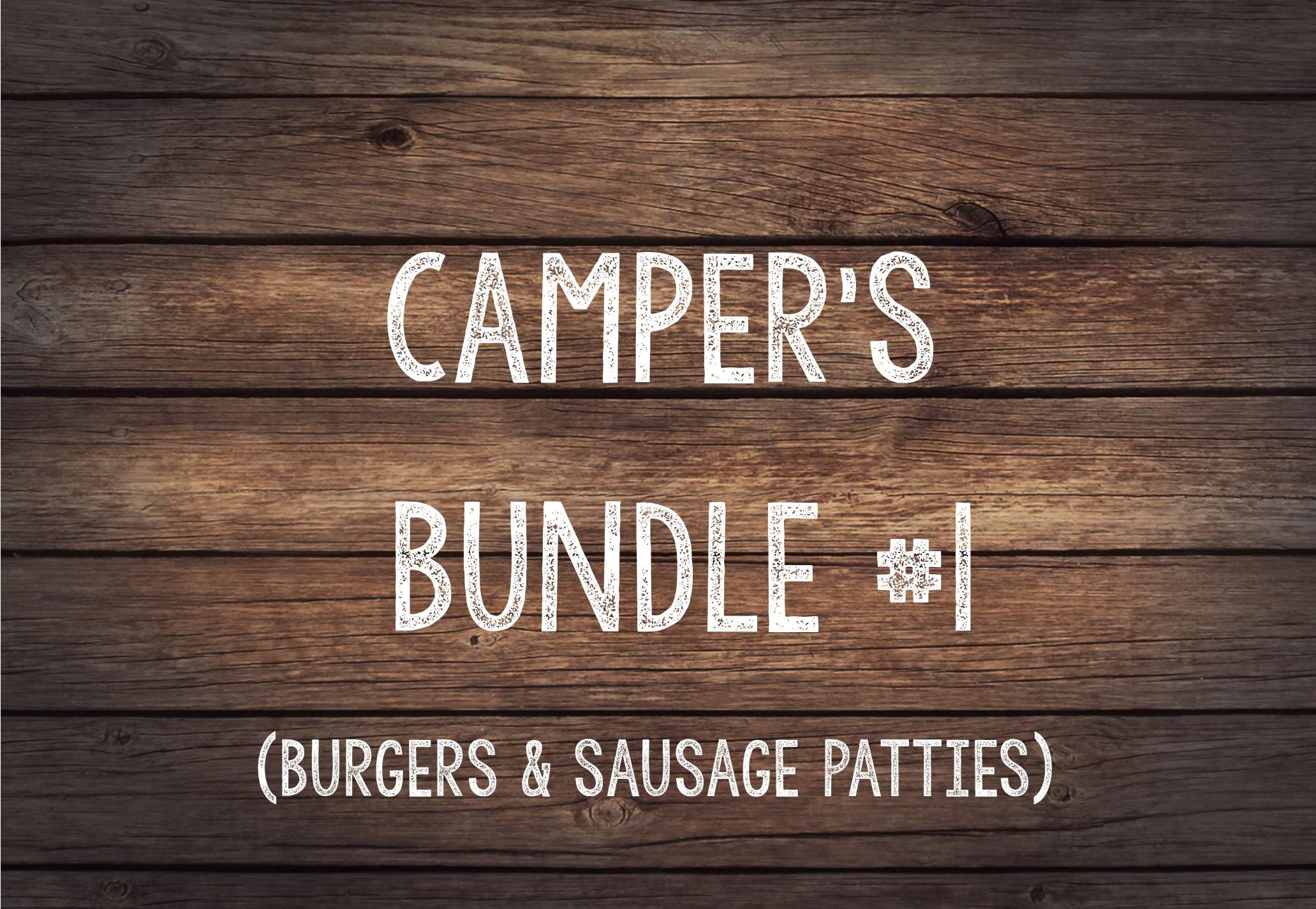 Camper's Bundle 1