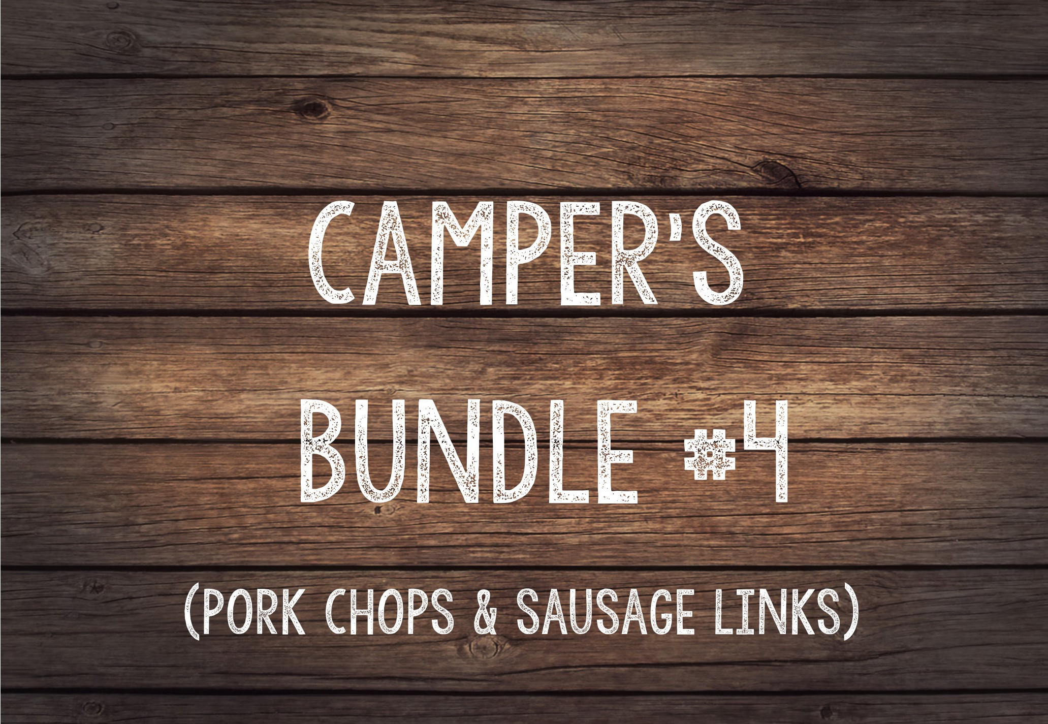 Camper's Bundle 4