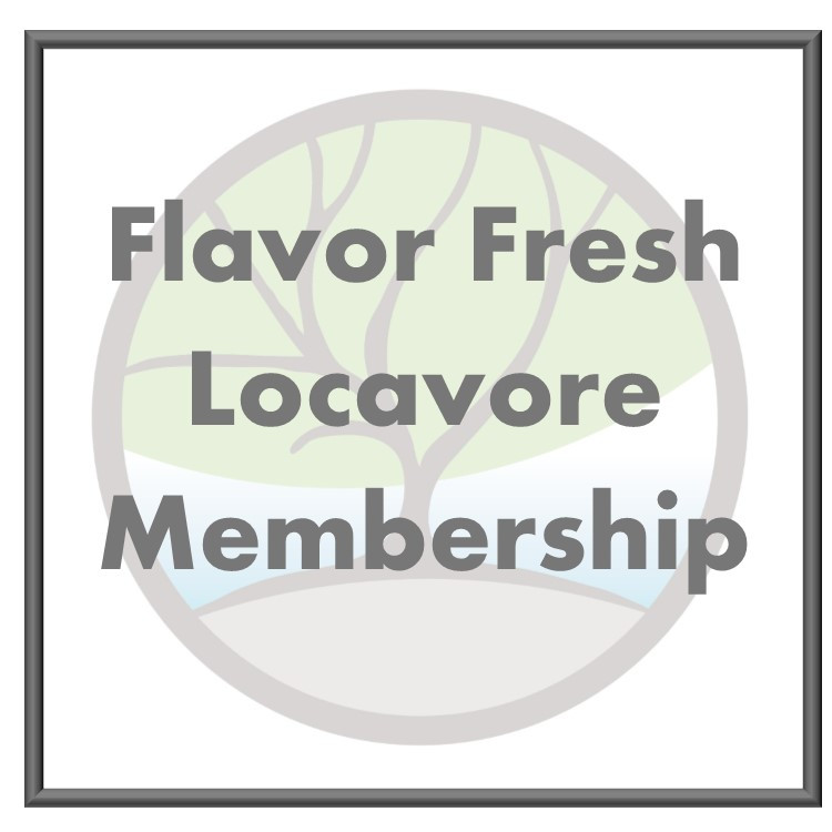 Flavor Fresh Locavore Membership