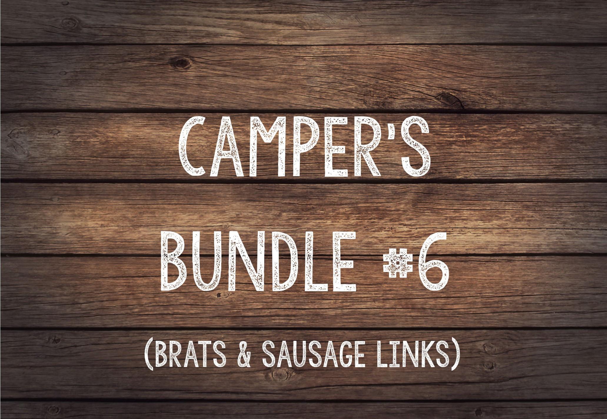 Camper's Bundle 6