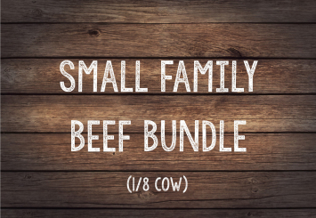 Small Family Beef Bundle