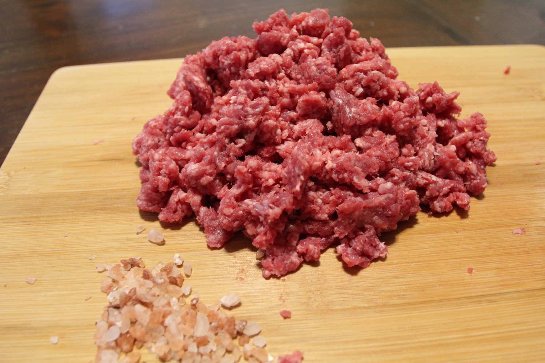 85% Lean Ground Beef