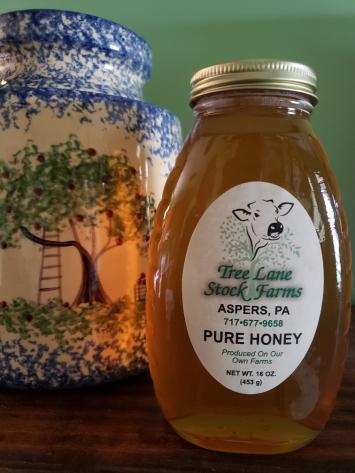 Honey - 1lb
