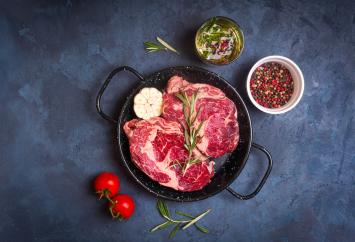 Grass-Fed Beef Sirloin Steak