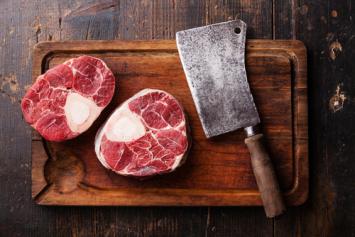 Beef Cross-Cut Shanks (Meaty Soup Bones)
