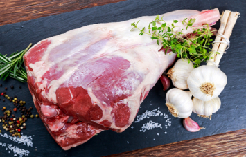 Bone-in Leg of Lamb