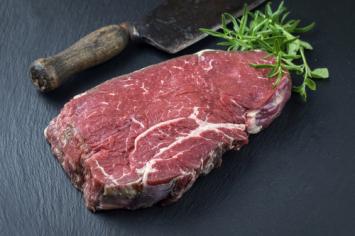 Beef Round Steak (Blade Tenderized)