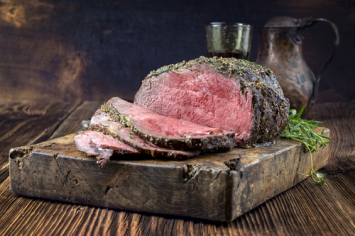 Grass-Fed Beef Round Roast