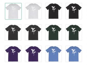 Trillium Soft Cotton T-Shirt