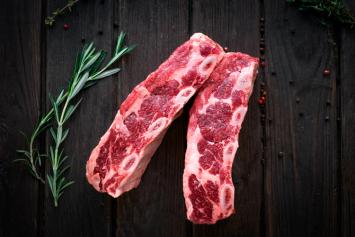 Grass-Fed Beef Short Ribs