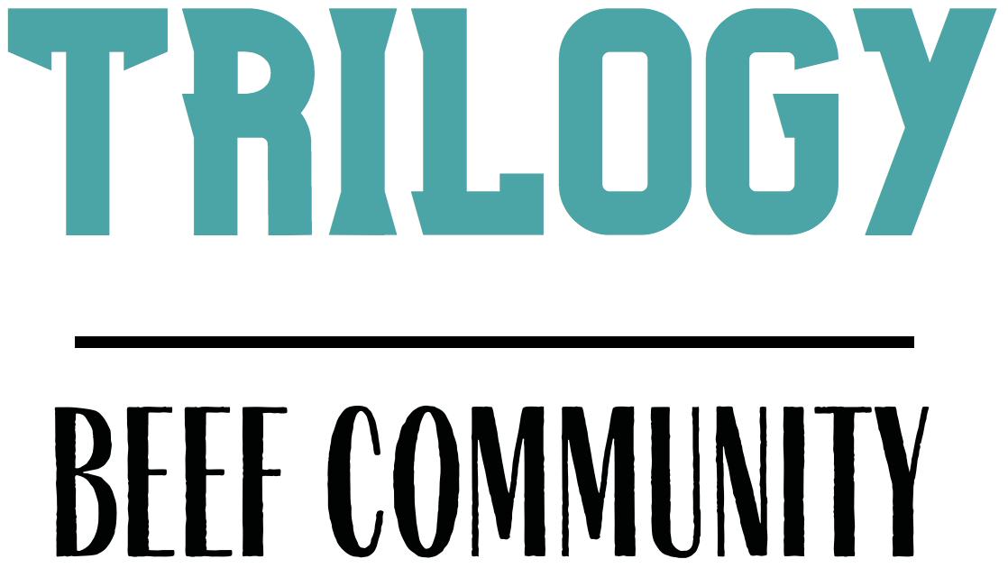 Trilogy Beef Community Logo