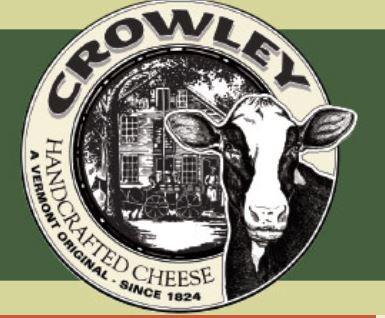 Crowley Cheddar 4 year aged