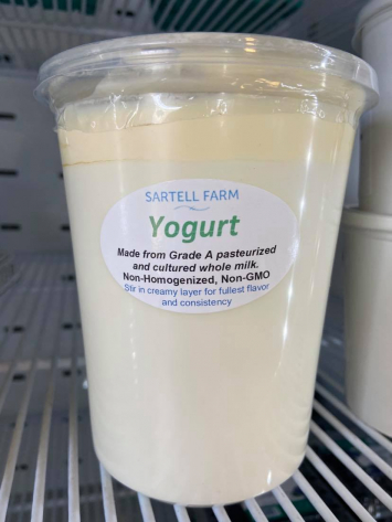 Yogurt - quart
