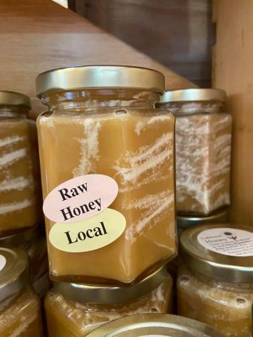 Creamed Honey, 12 oz.