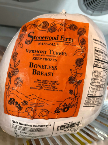 Boneless Turkey Breast