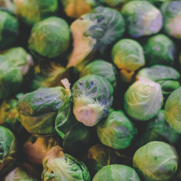 Brussel Sprouts, Quart