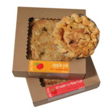 Apple Blueberry Pie, Small