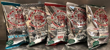Fox Family Potato Chips, 2 oz.