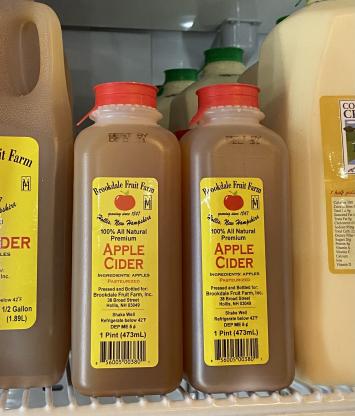 Apple Cider, Pint