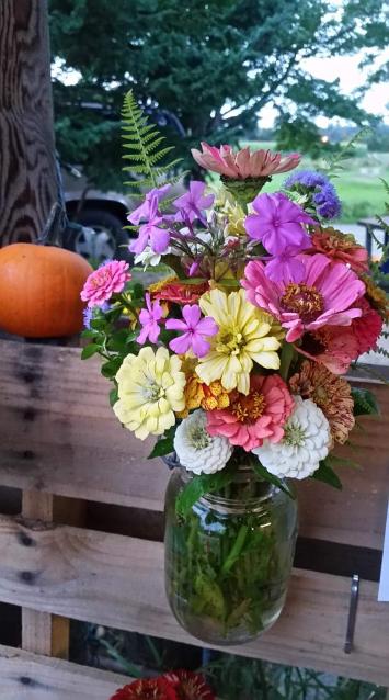 2021 Flower Bouquet Share