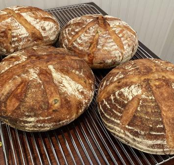 2021 Sourdough Bread Share
