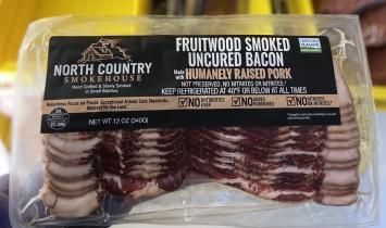 Bacon, North Country Smokehouse