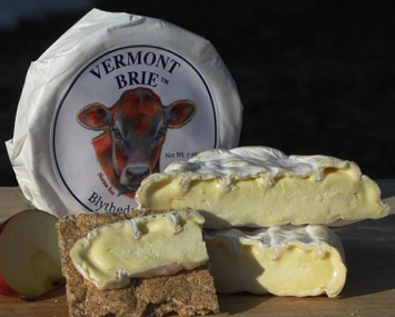 Blythdale Farm Vermont Brie