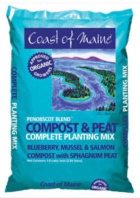 Penobscot Blend Compost and Peat - 1 cu. ft. bag