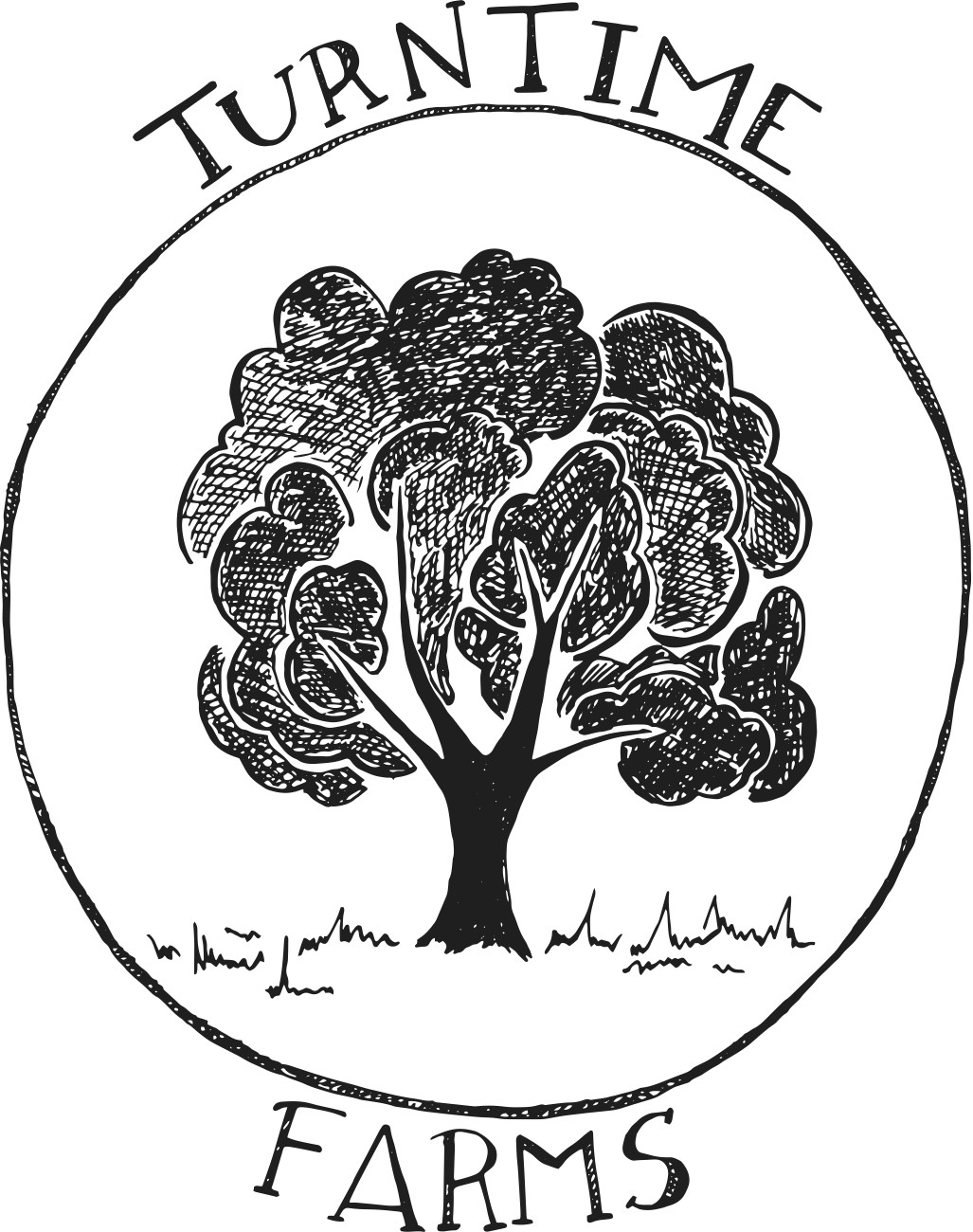 Turntime Farms Logo