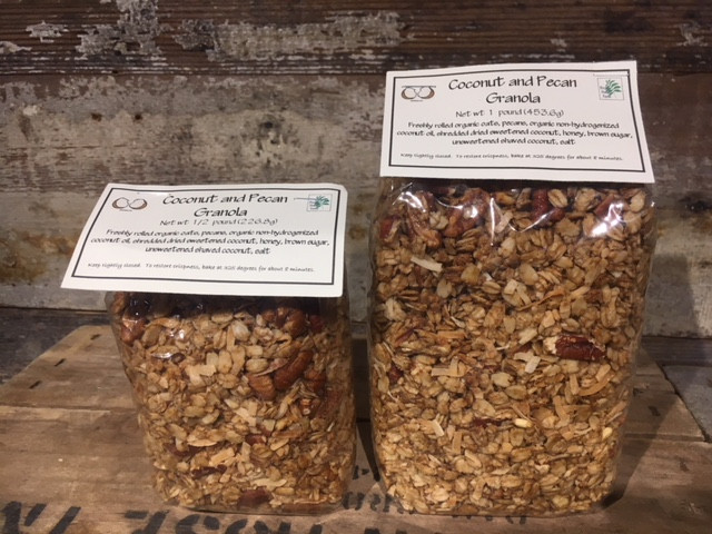 Pecan Point Coconut and Pecan 1/2 lb