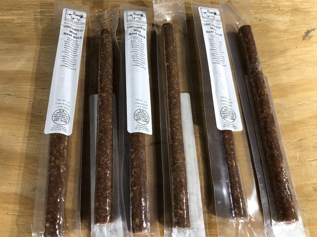 Uncured Beef Stick - Mild
