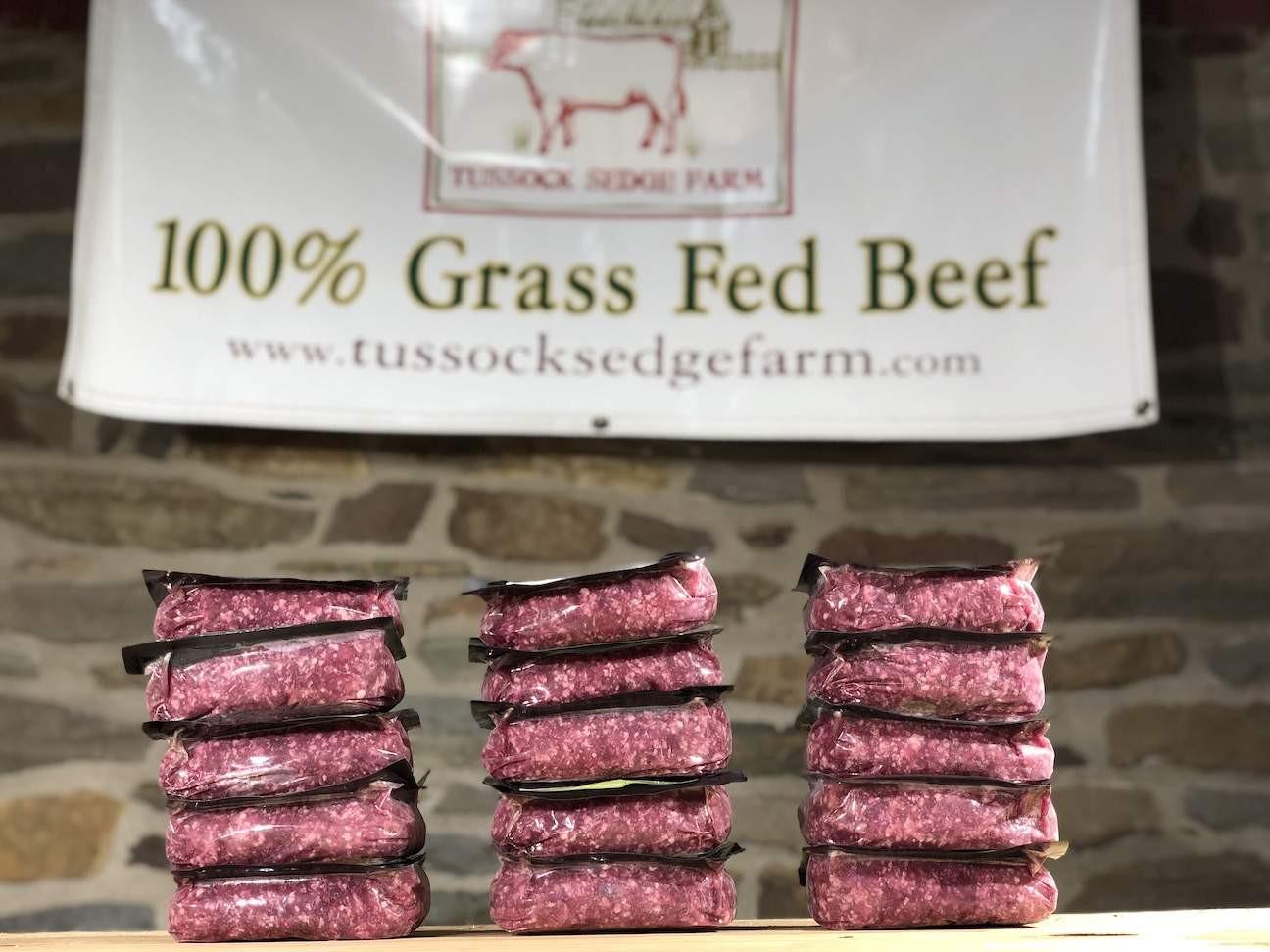 15 lbs Ground Beef - Bulk Purchase