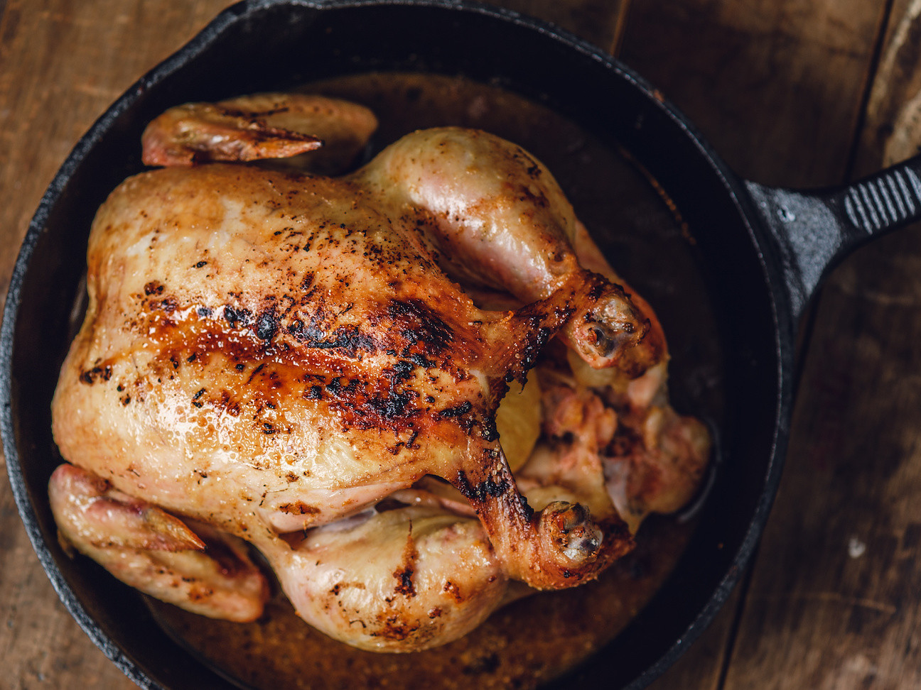 3 Medium Chickens