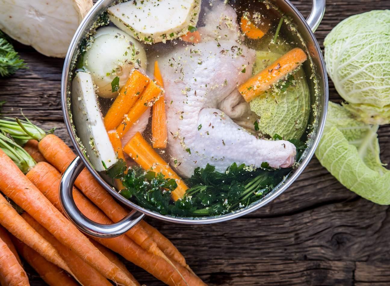 Whole Chicken - Soup/Broth Bird
