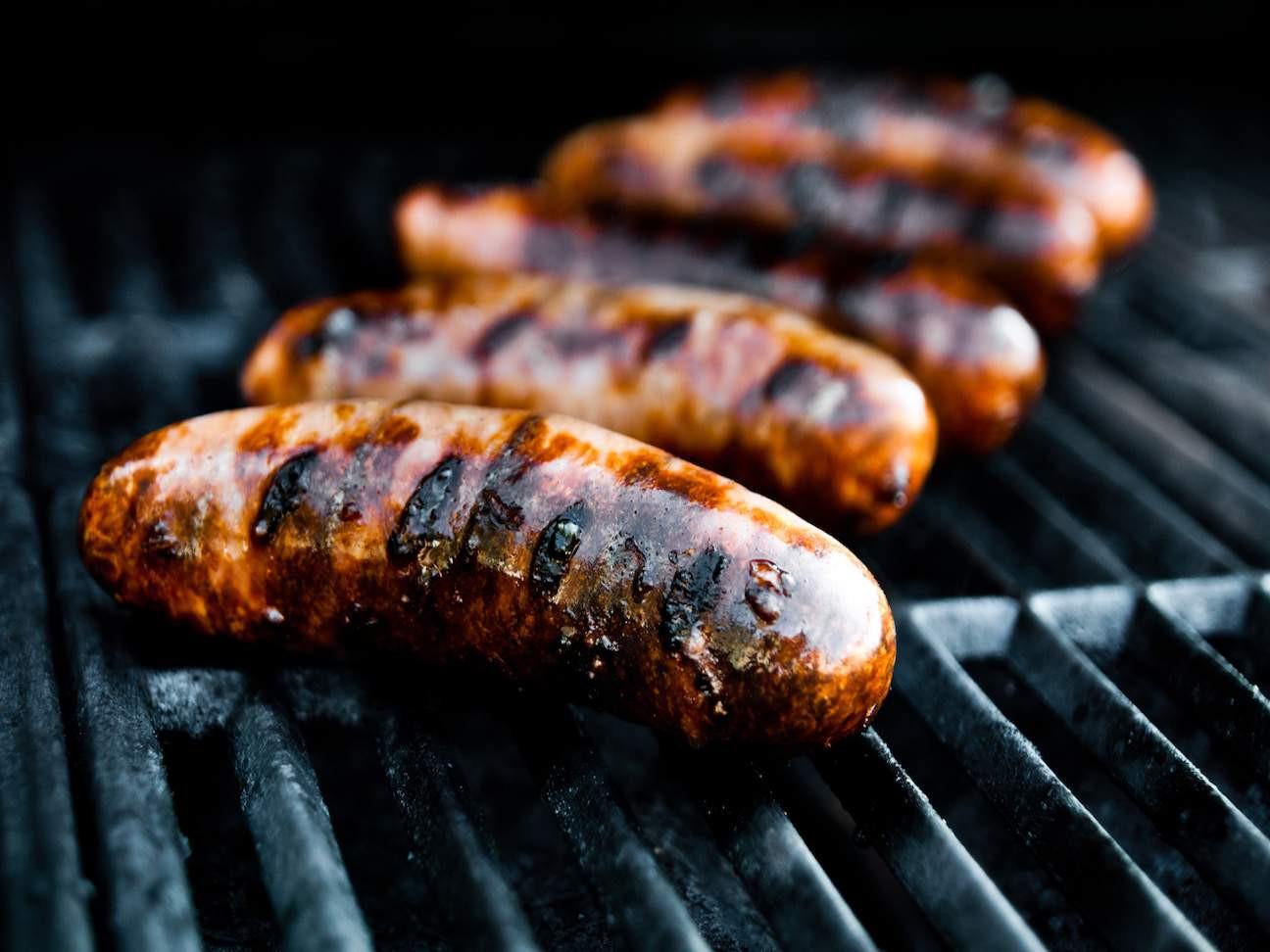 Hot Italian Sausage - Beef