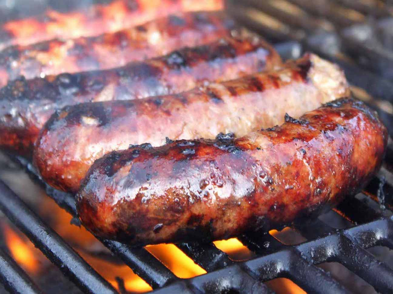 Chipotle, Bacon, & Pepper Jack Cheese Sausage - Beef