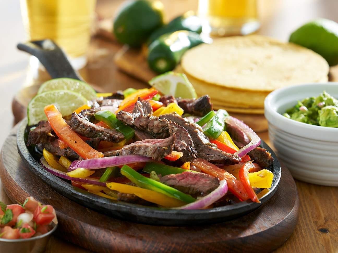Beef Fajita Meat