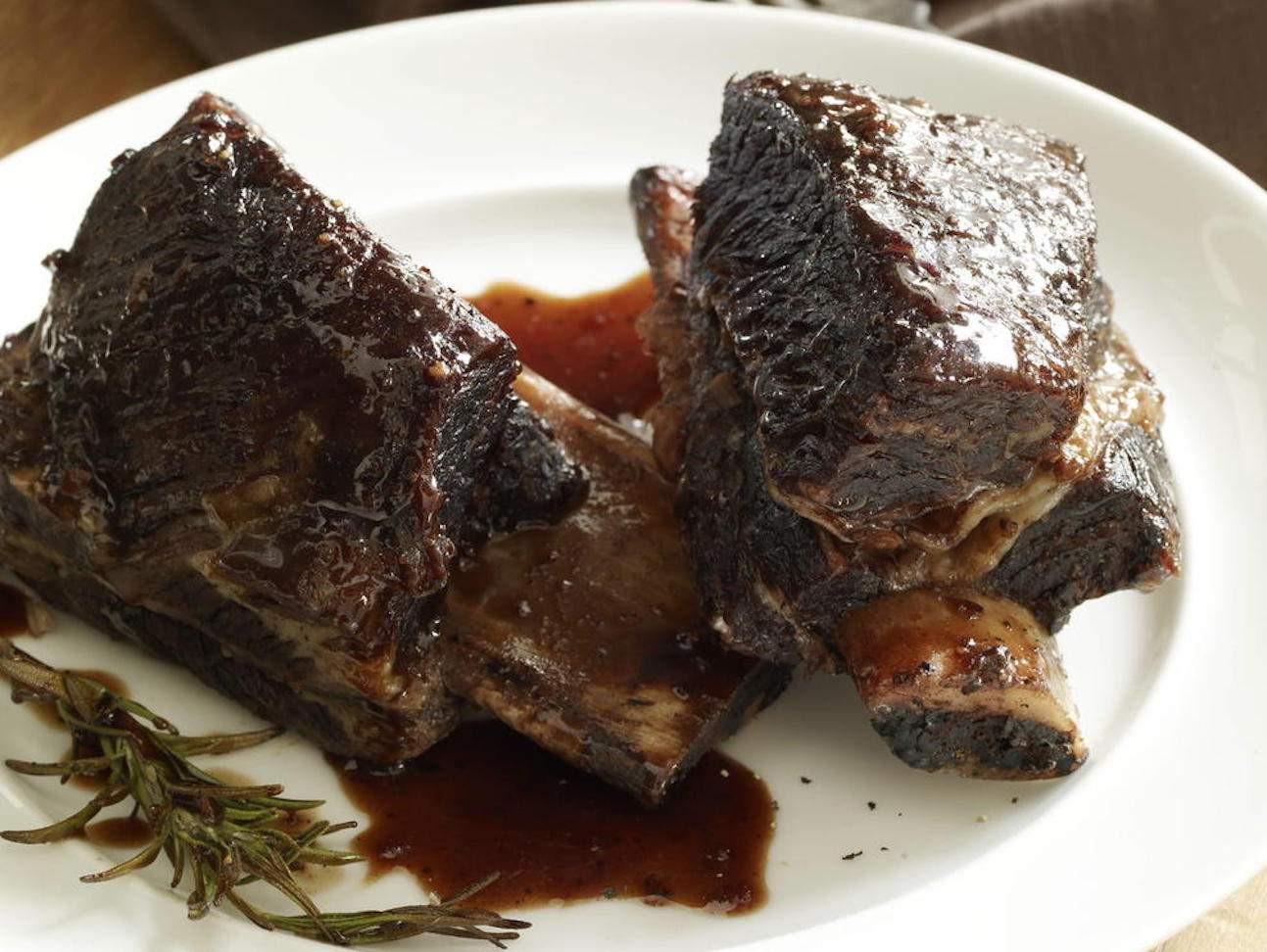 Beef Short Ribs - English Style