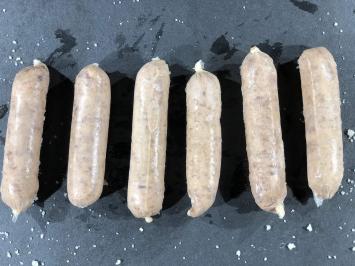 Pork Sausage - Maple Breakfast Links