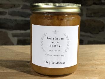 Raw, Local Honey - Wildflower