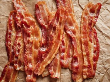 Mangalitsa Bacon, Extra Fatty, Uncured & Smoked - 4 pounds (1lb ea)