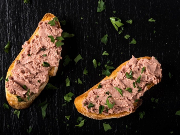Liverwurst - Bacon & Onion, Uncured