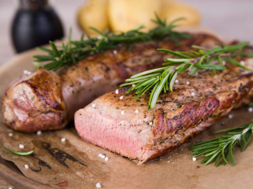 Pork Tenderloin Filet