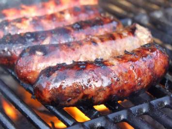 Beef Sausage Links (4 per 1lb pack)