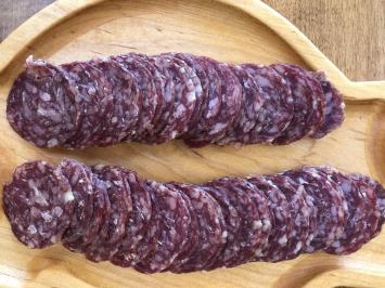 Uncured Beef Casereccio Salame