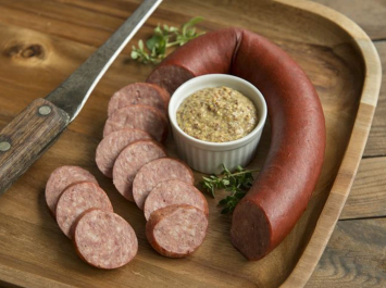 Beef Ring Bologna, Uncured