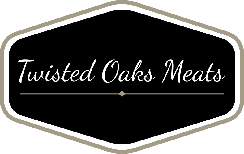 Twisted Oaks Meats Logo