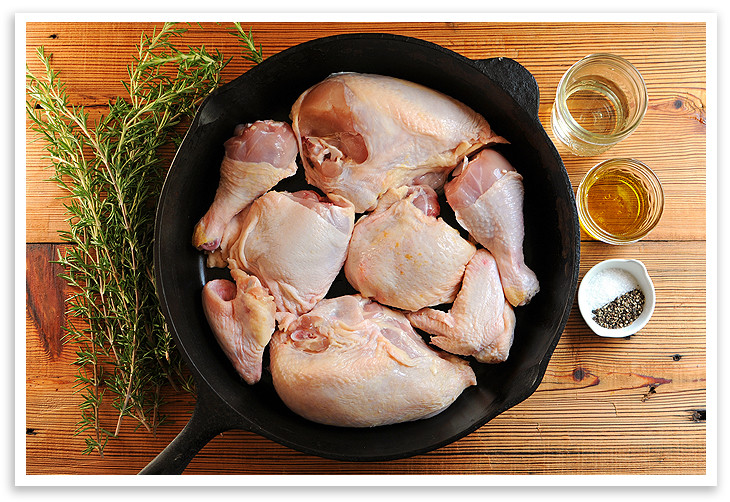 Whole Cut-Up Chicken