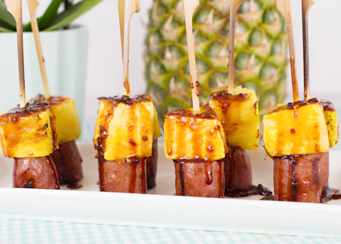 Pineapple Brats