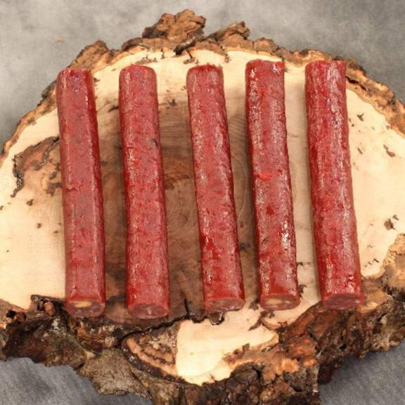 Cheddar Cheese beef & pork Sticks